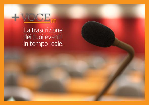 Riconoscimento Vocale Automatico di Congressi e di Eventi